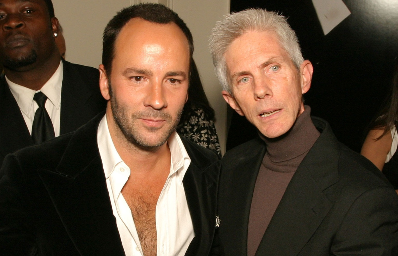 14 Celebrity Gay Couples With Big Age Differences-8300