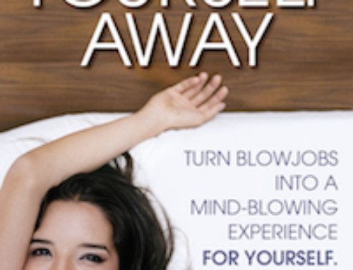 The Newest Blowjob Guide Just Arrived At The Foot Of Our Bed